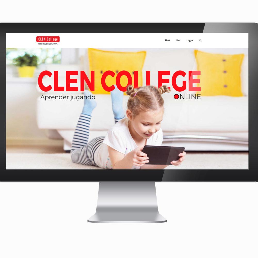 Web Alumnos Clen College
