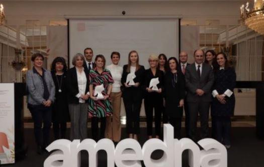Comunikaze-Arvenglobal gestiona la comunicación del Premio Mujer Empresaria de Amedna